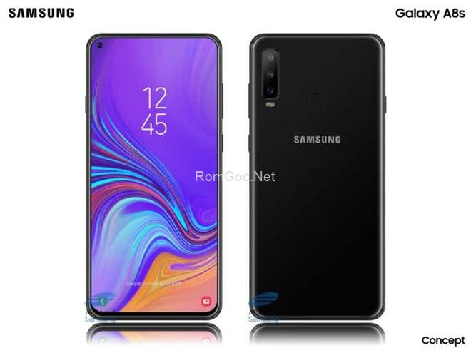 Rom Combination Galaxy A8s 2018 (SM-G8870)