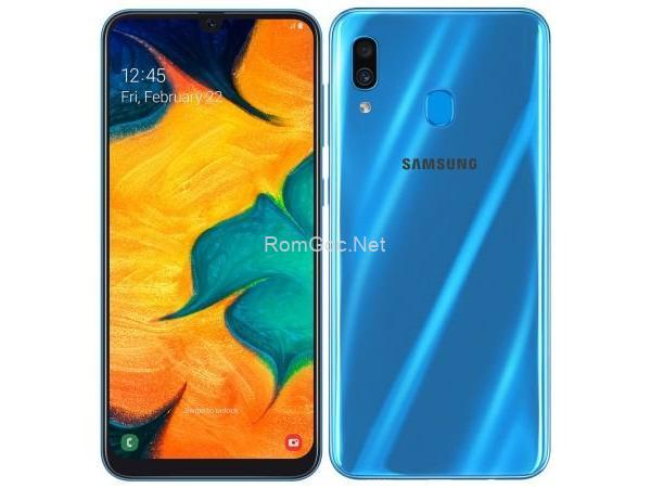 Rom combination Samsung Galaxy A30 (SM-A305F)