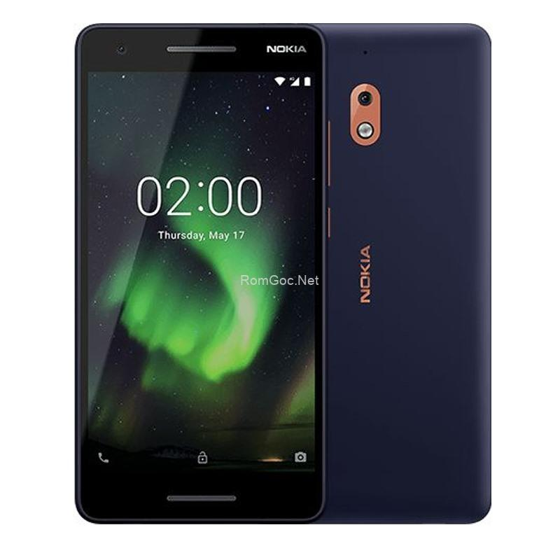 Nokia 2.1 (E2M) ROM Stock .NBx File Flash