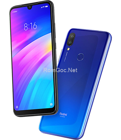 Redmi 7 (onclite) ROM Global | Fastboot | Micloud Clean