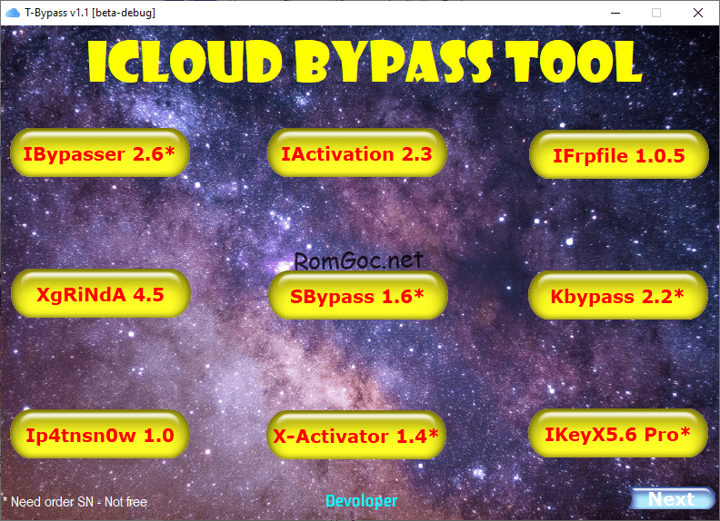 tbypass