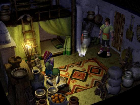 Jade Cocoon : Story of the Tamamayu