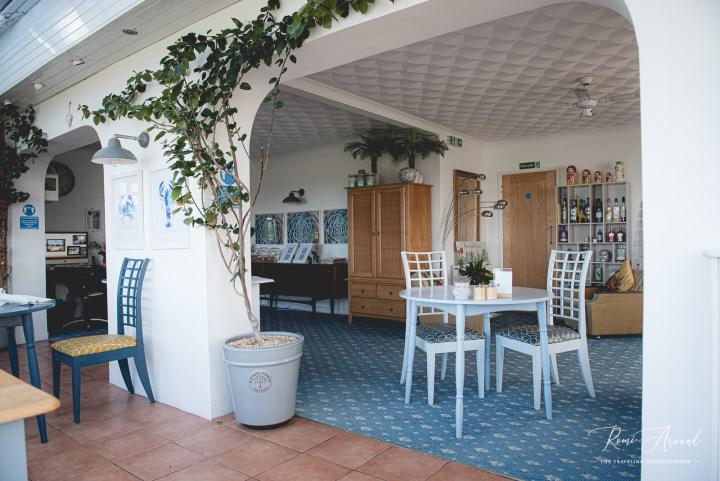 Porth Beach Hotel Restaurant