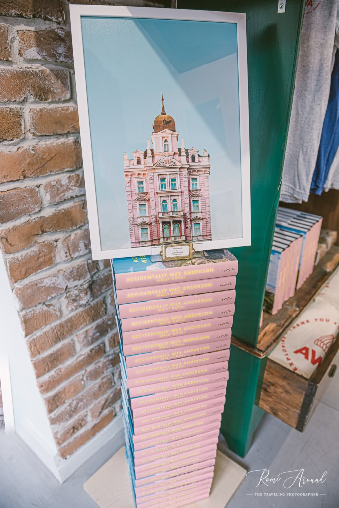 Accidentally Wes Anderson books and print for sale