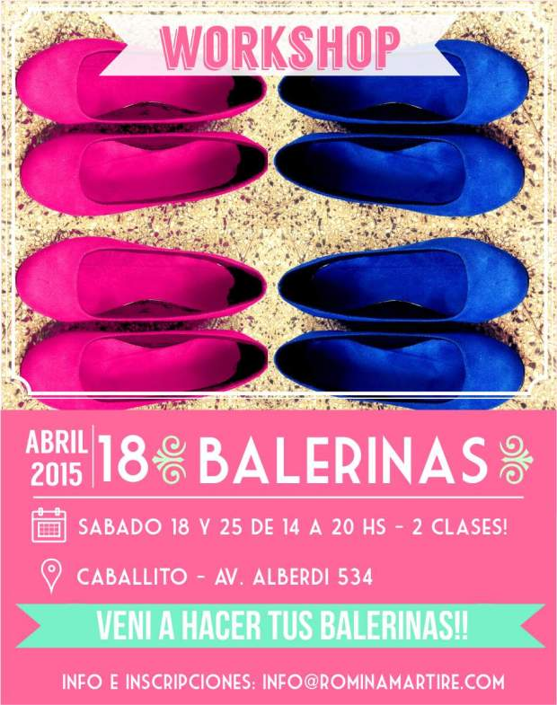 flyer balerinas abril 2015