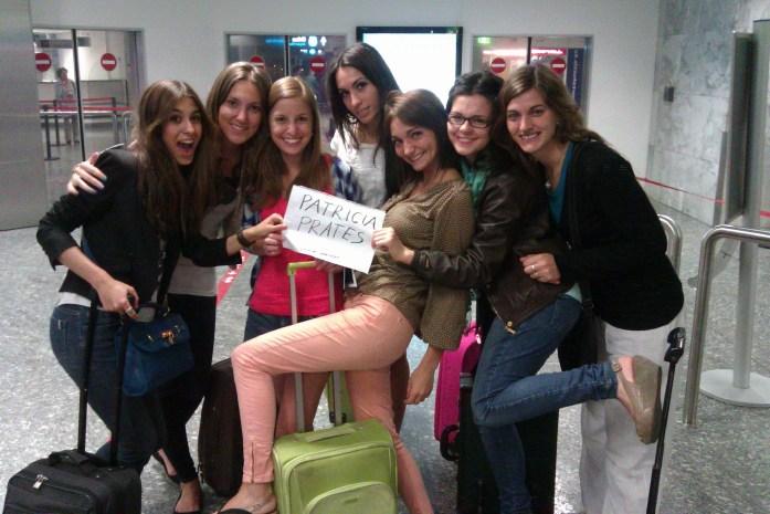 @rominitaviajera y el grupo viajero, Camino a Budapest, 2012