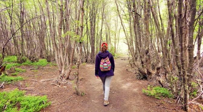 Viajar caminando