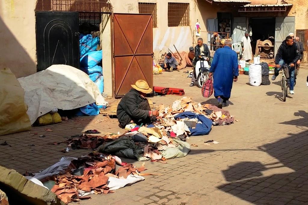 Marrakech en dos días