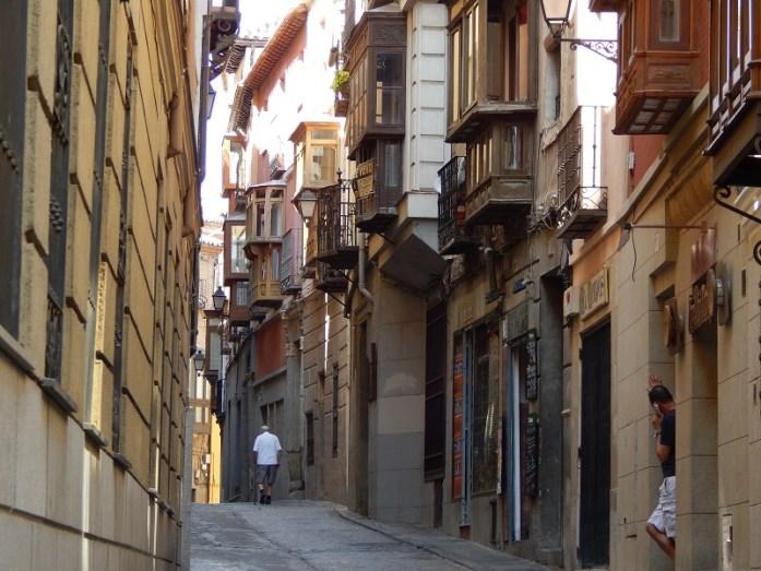 Callejeando por Toledo, España, verano 2013 | viajarcaminando.org
