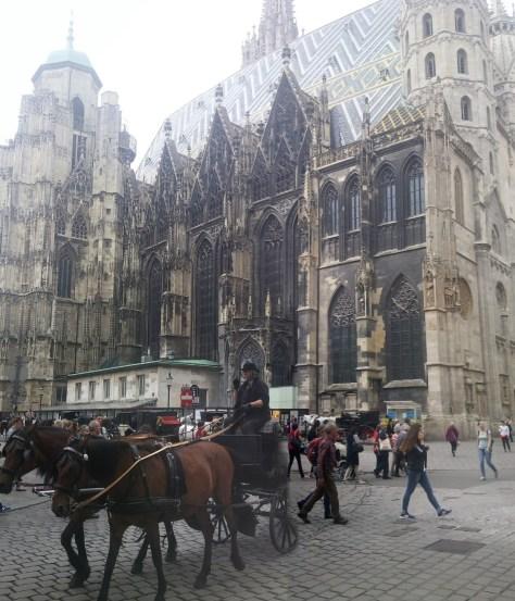 Catedral San Esteban, Viena, Austria, junio 2016 | viajarcaminando.org