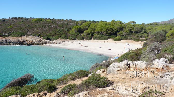 Cala Varques, por Disfruta la Playa (yo no encontré fotos mías)