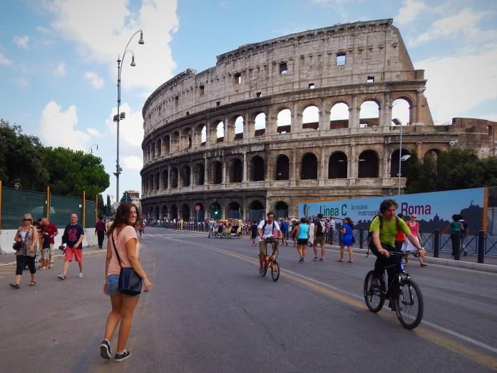 @rominitaviajera Caminando por Roma, Italia, 2013 | viajarcaminando.org