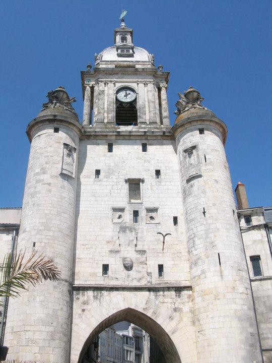 Iglesia en La Rochele, Francia, 2010