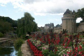 Palacio de Vannes, Francia, 2010