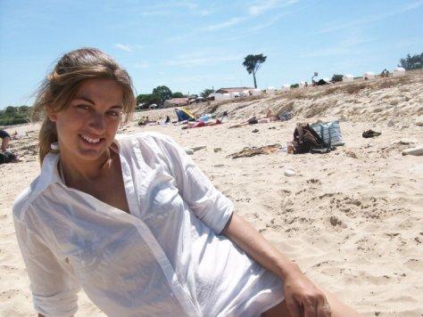 @rominitaviajera en Le Ile de Re, Francia, 2010