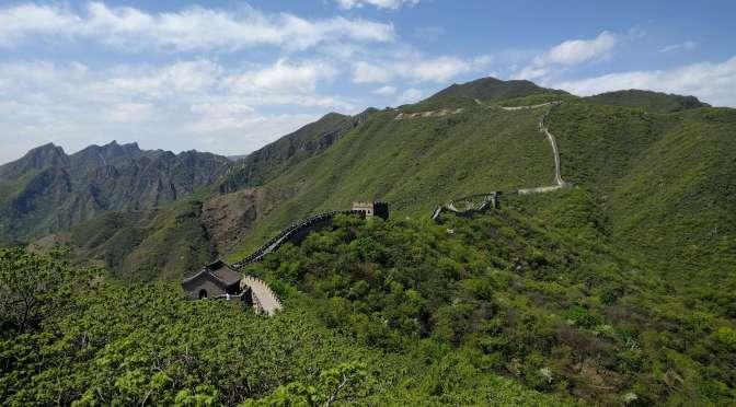 Primeros días en China: Pekín y la Muralla China