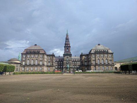 Palacio de Christiansborg, Copenhague, Dinamarca, 2017, rominitaviajera.com