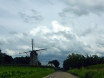You didn't think there were no windmills here, did you? :)
