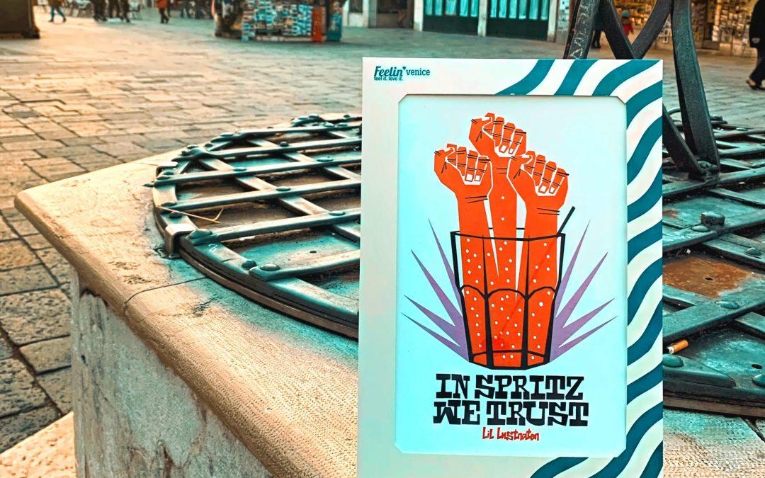 Souvenir da comprare a Venezia: Feelin' Venice