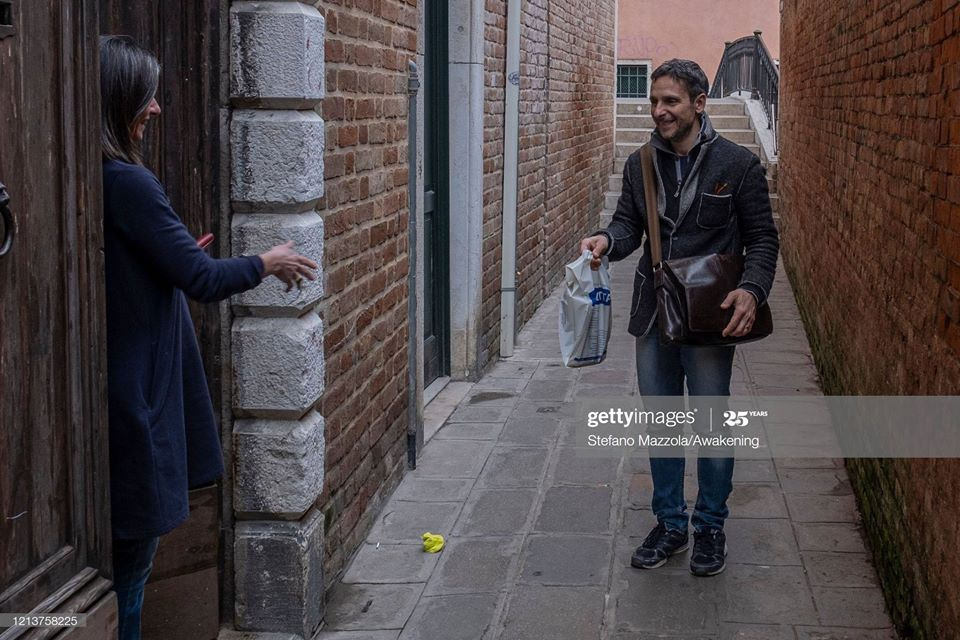 Venezia Covid19 e la voglia di una città diversa