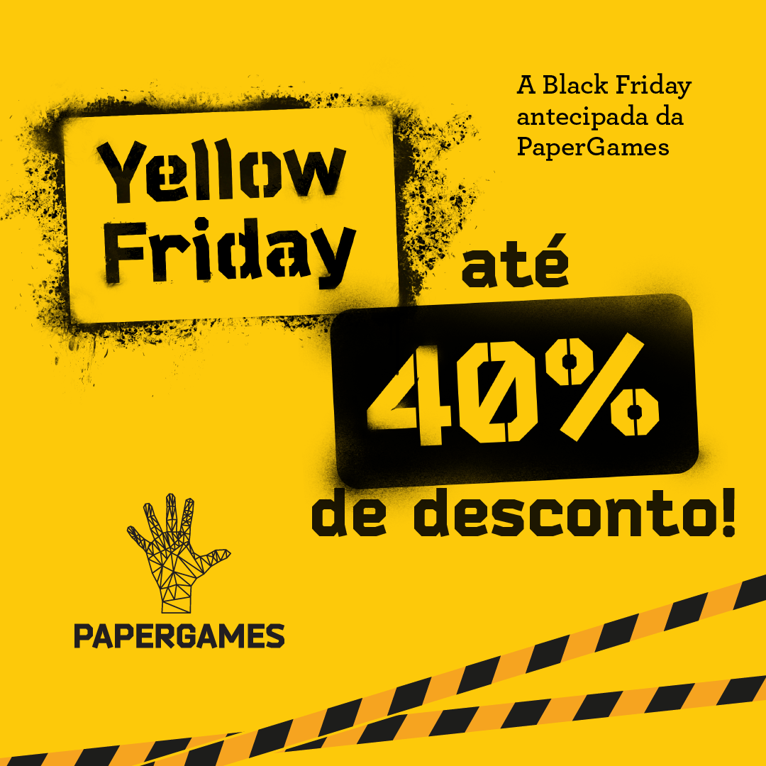 Yellow Friday PaperGames