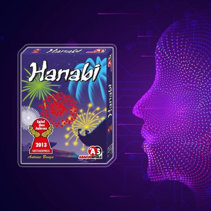 Caixa Hanabi com face eletrônica