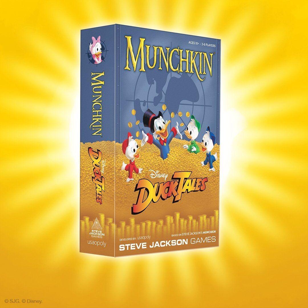 Munchkin Duck Tales