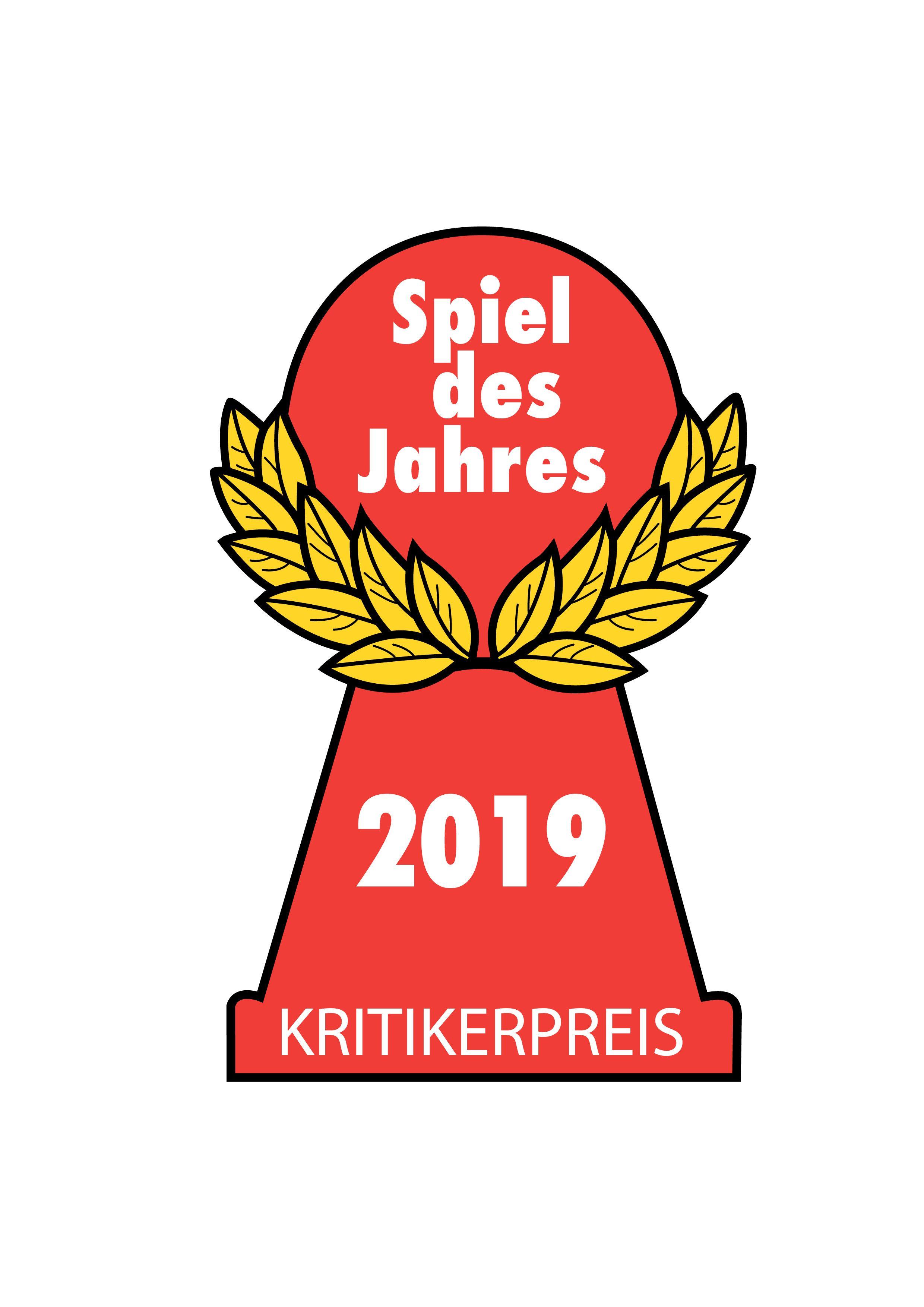 Read more about the article Spiel des Jahres 2019