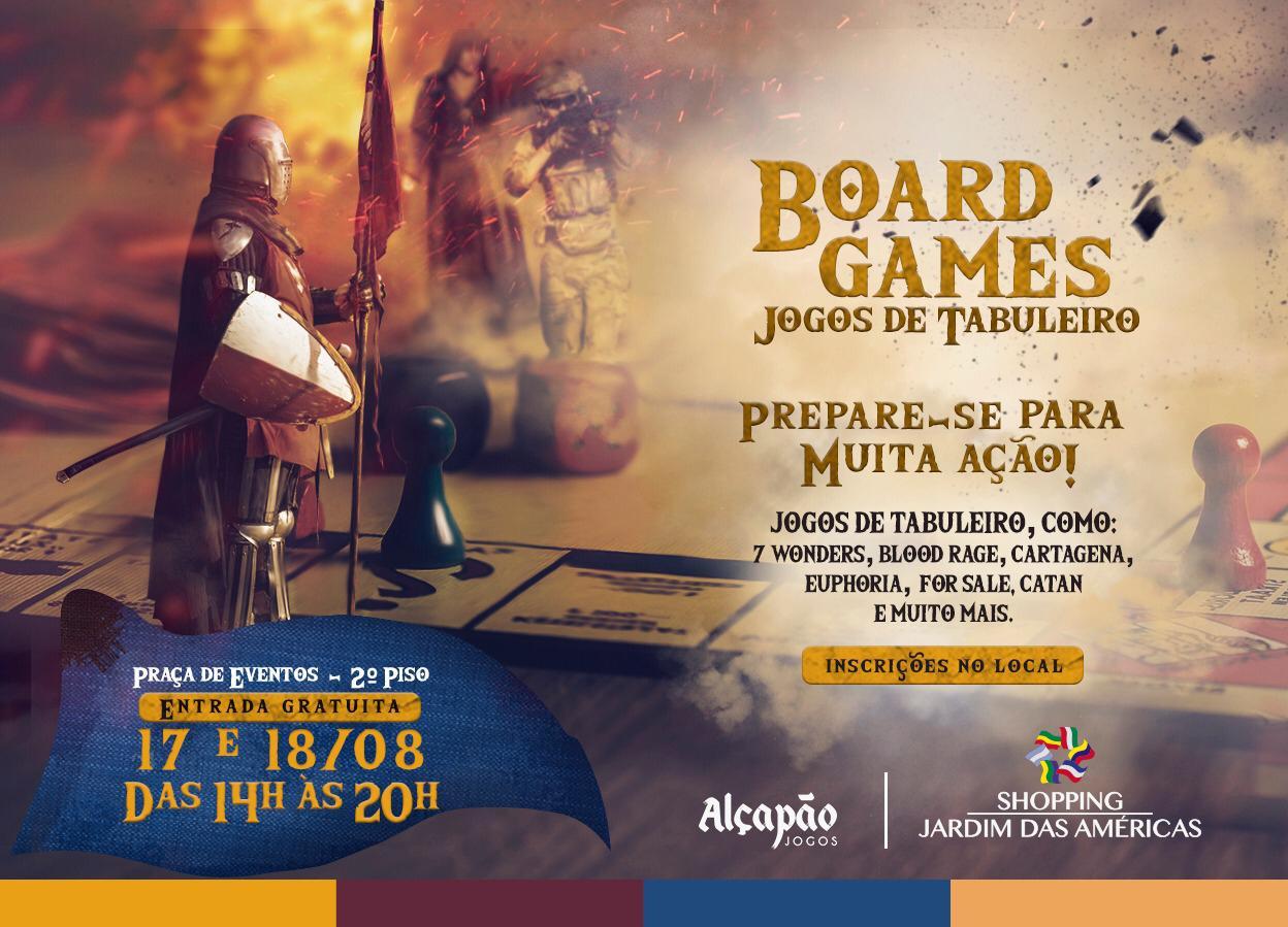 Read more about the article Dia de Jogos em Curitiba