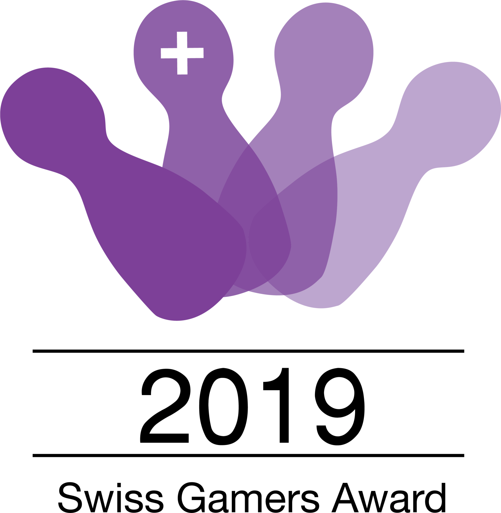 Logo Swiss Gamers Award 2019