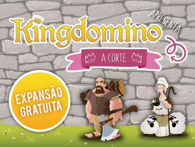 Banner Kingdomino A Corte