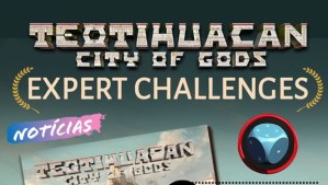 Teaser para Teotihuacan Expert challenge book 2