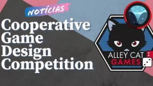 Cooperative Game Design Competition Alley Cat Games