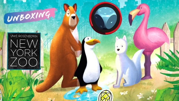 Read more about the article New York Zoo – Unboxing