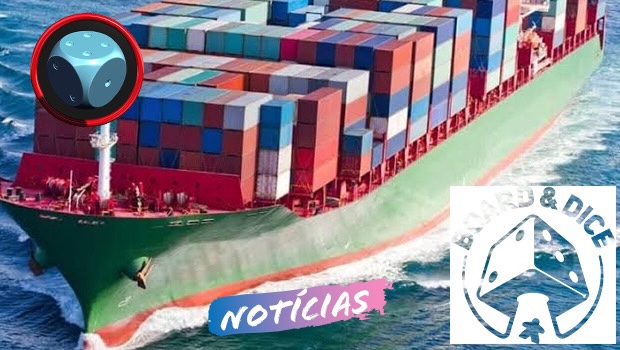 Read more about the article Board & Dice e Fretes Marítimos