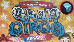 Teaser Gran Circo como jogar