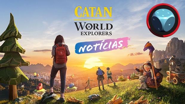 Read more about the article Catan World Explorers Desligado