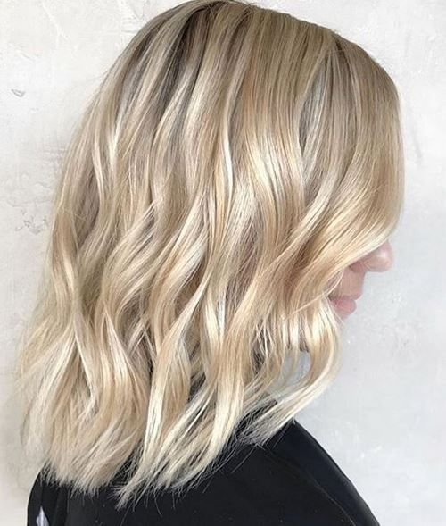 The Best Best Hair Color Ideas 2017 2018 Champagne Blonde Pictures