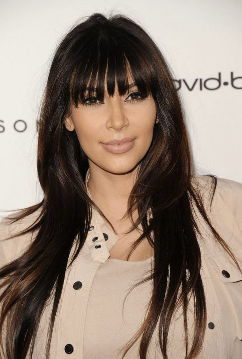 The Best Celebrity Blunt Bangs Haircuts Women Hairstyles Pictures Original 1024 x 768