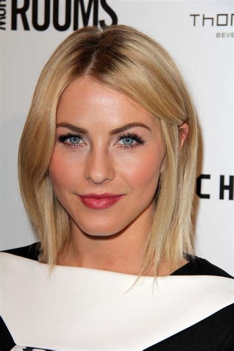 The Best Celeb Inspired Super Chic Shoulder Length Haircuts More Com Pictures
