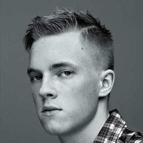 The Best Men S Crew Cut Hairstyle Pictures