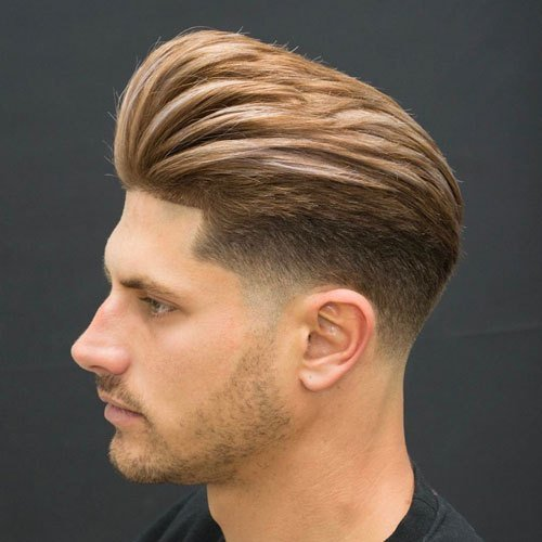 The Best 25 Pompadour Hairstyles And Haircuts Men S Hairstyles Haircuts 2019 Pictures