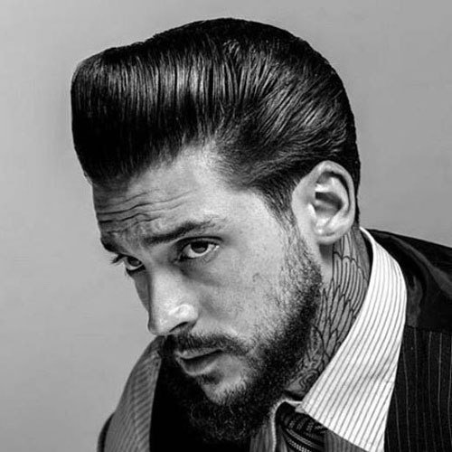 The Best 15 Best Rockabilly Hairstyles For Men Pictures