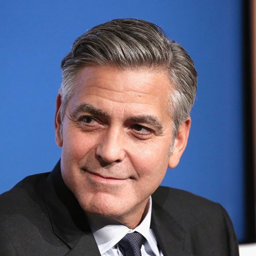 The Best George Clooney Haircut 2019 Men S Hairstyles Haircuts 2019 Pictures