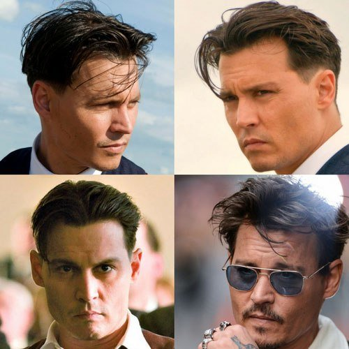 The Best Johnny Depp Hairstyles Men S Hairstyles Haircuts 2019 Pictures