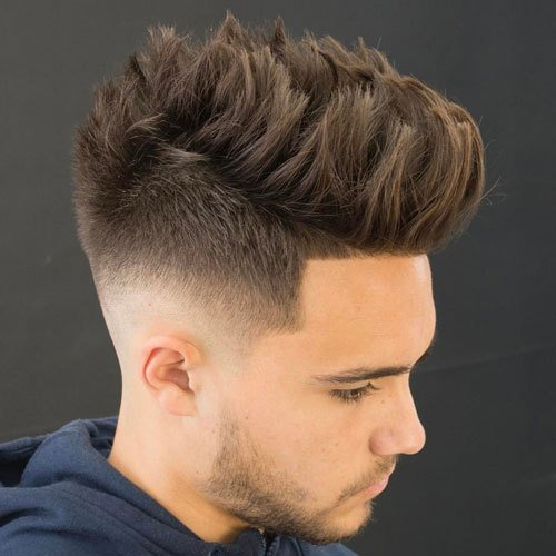 The Best 17 Best Mid Fade Haircuts 2019 Guide Pictures