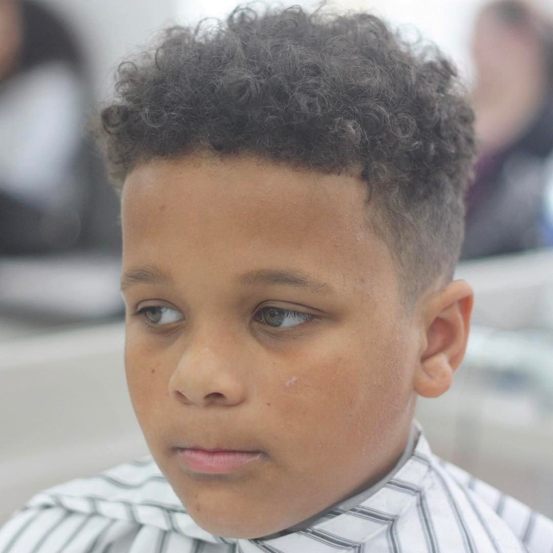 The Best Haircuts For Black Boys Pictures