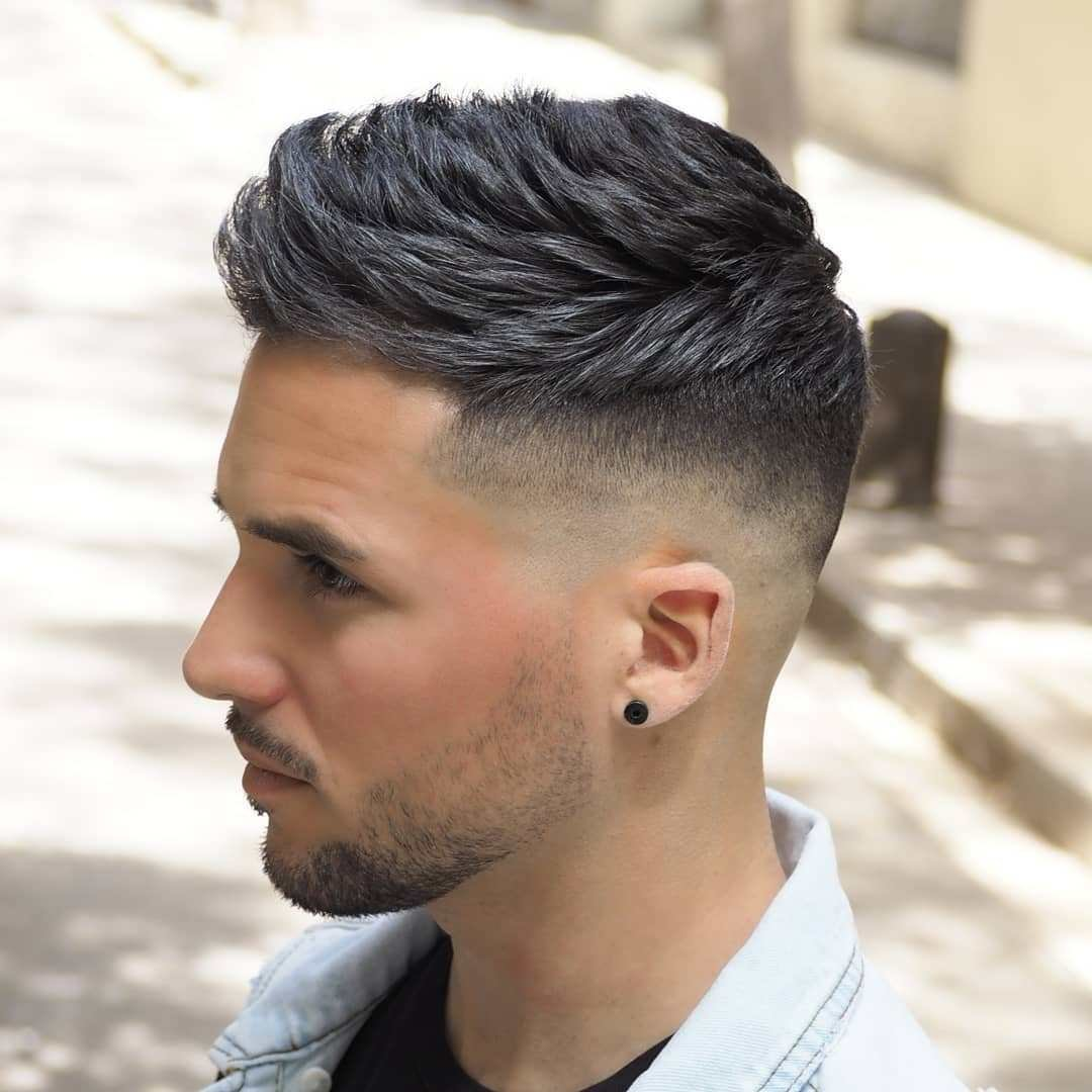The Best Fade Haircuts For Men 33 Styles 2019 Pictures