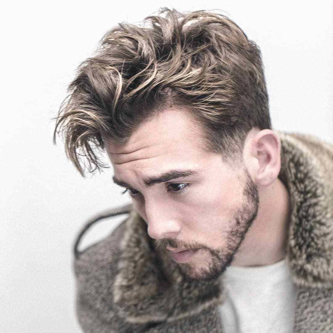 The Best Messy Hairstyles For Men Pictures