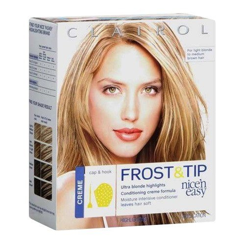 The Best Clairol Frost And Tip Highlights Hair Highlighting Creme Kit 1Ea Pictures